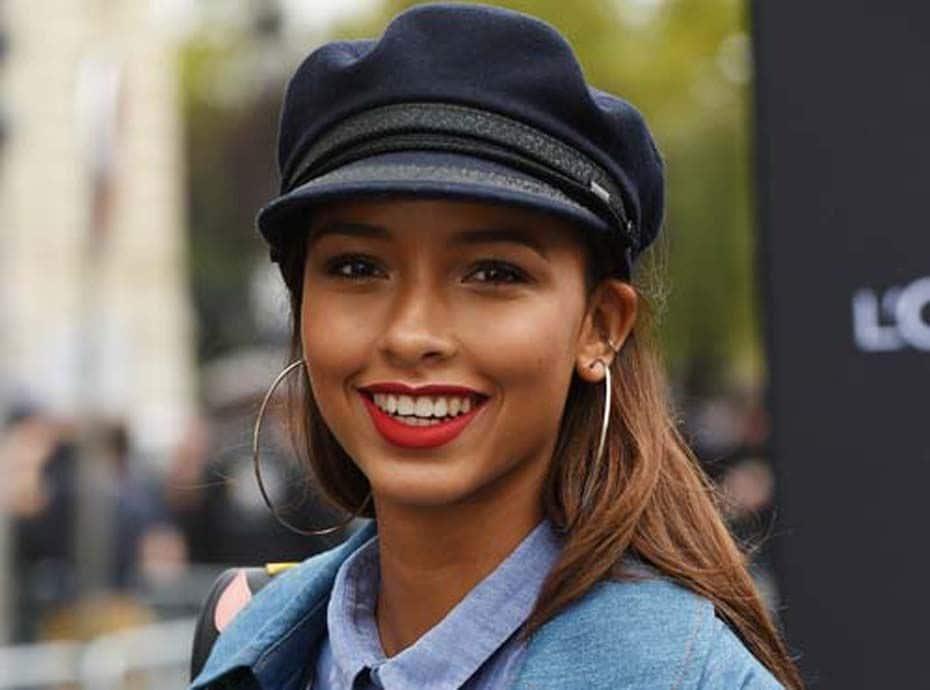 porter casquette femme