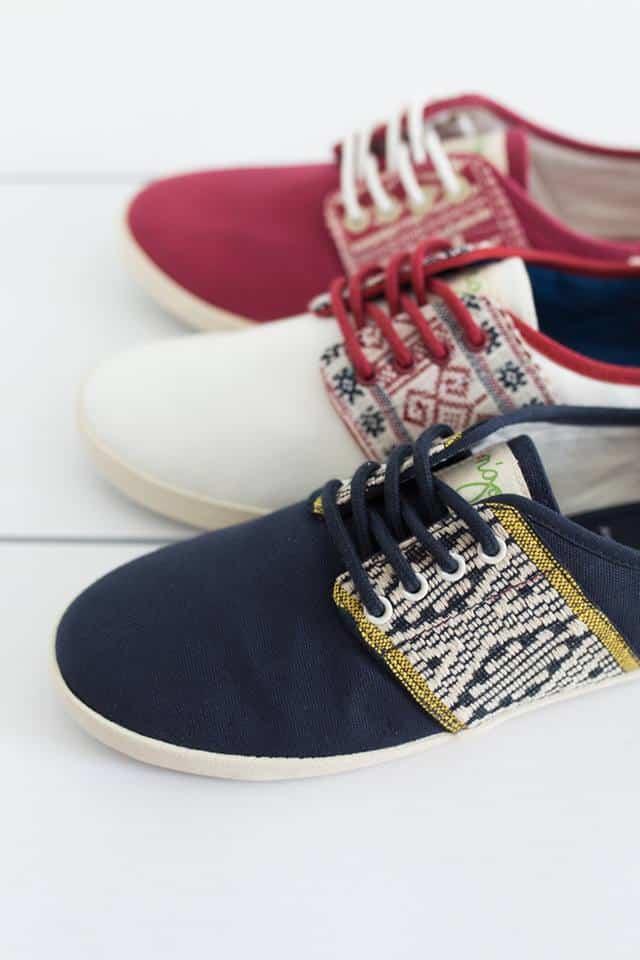 chaussures ecoresponsable ngoshoes